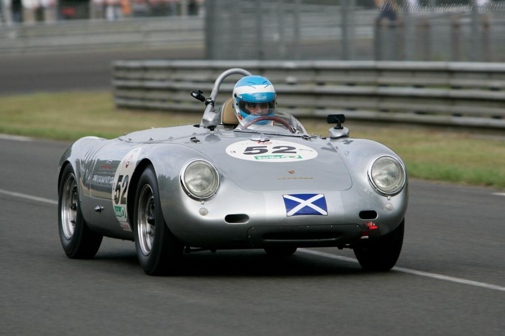 Porsche 550A RS Spyder - Chassis: 550A-0135   - 2008 Le Mans Classic