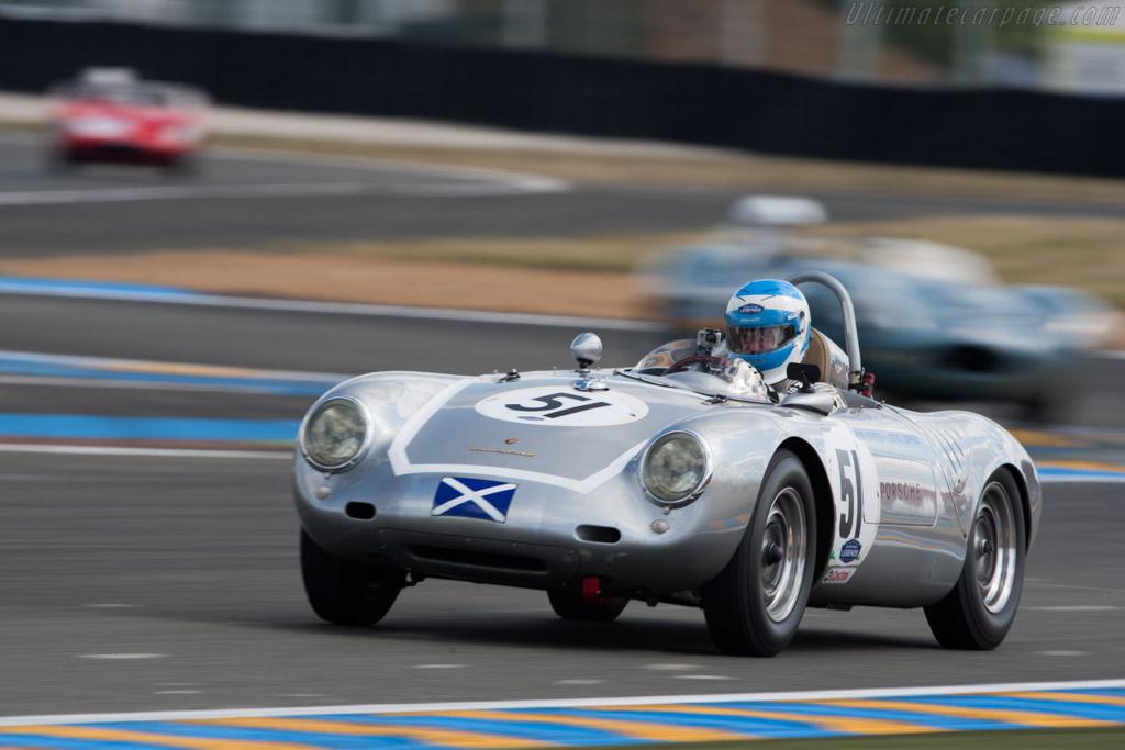 Porsche 550A RS Spyder - Chassis: 550A-0135   - 2009 24 Hours of Le Mans