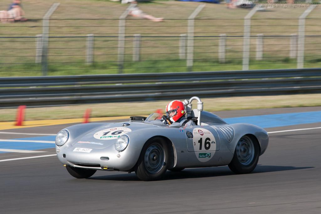 Porsche 550A RS Spyder - Chassis: 550A-0125   - 2010 Le Mans Classic