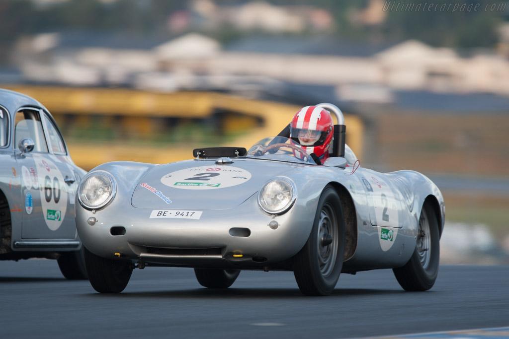 Porsche 550A RS Spyder - Chassis: 550A-0125   - 2012 Le Mans Classic
