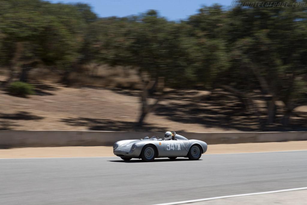 Porsche 550A RS Spyder - Chassis: 550A-0144   - 2014 Monterey Motorsports Reunion
