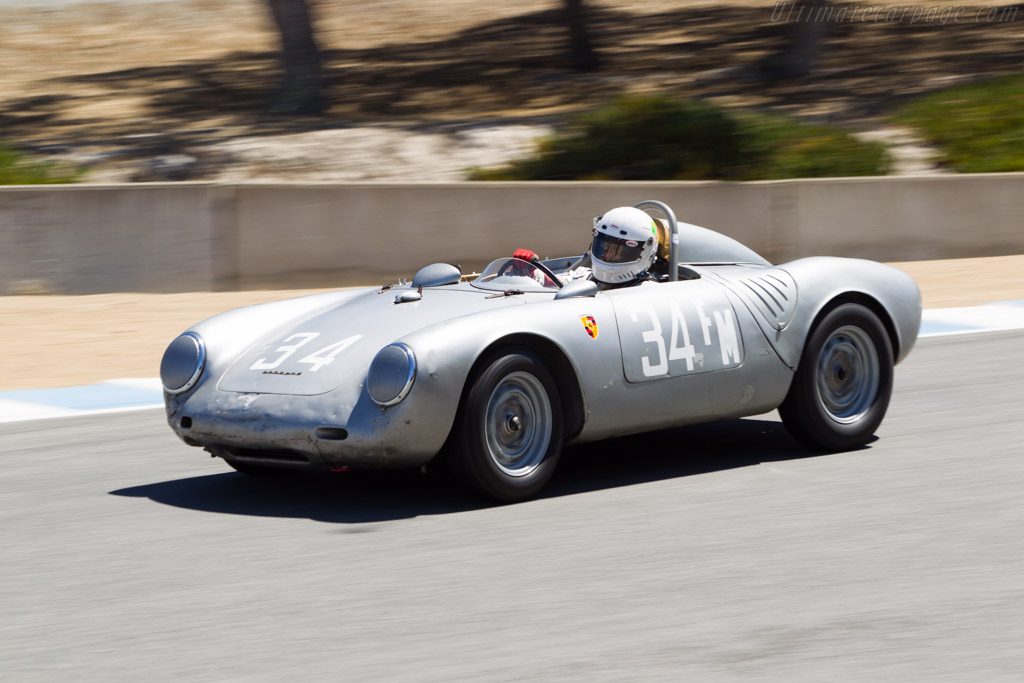 Porsche 550A RS Spyder - Chassis: 550A-0144   - 2014 Monterey Motorsports Reunion