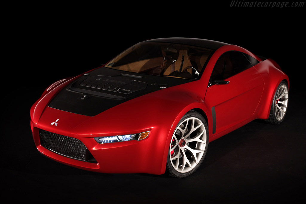 2008 Mitsubishi Concept Ra Images Specifications And