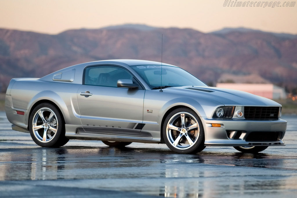 Click here to open the Saleen S302 Extreme gallery