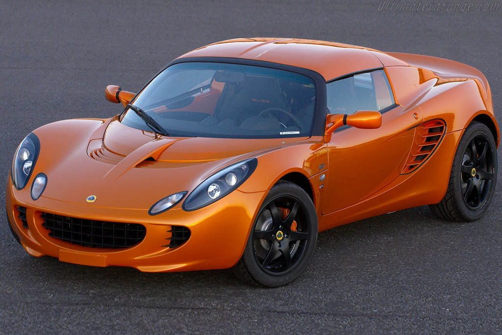 Click here to open the Lotus Elise S2 S 40th Anniversary gallery