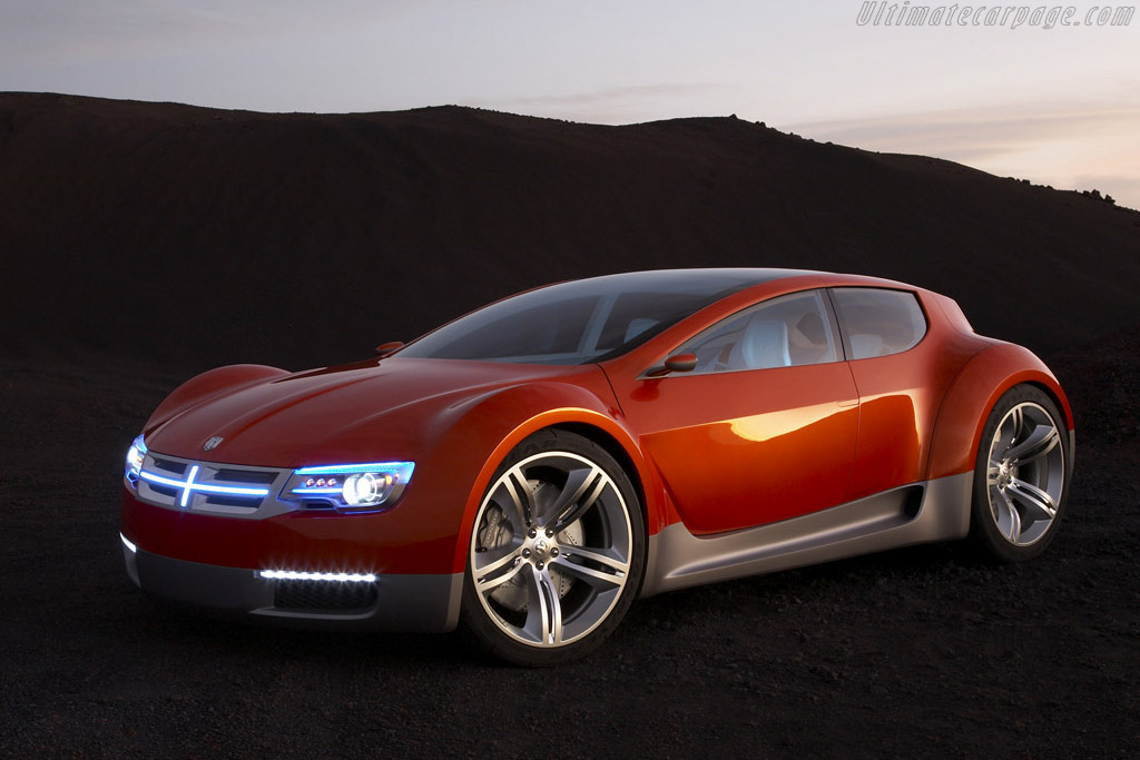 Click here to open the Dodge Zeo Concept gallery