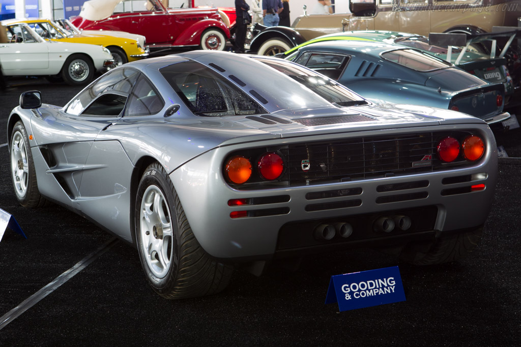 McLaren F1 - Chassis: 066   - 2013 Monterey Auctions