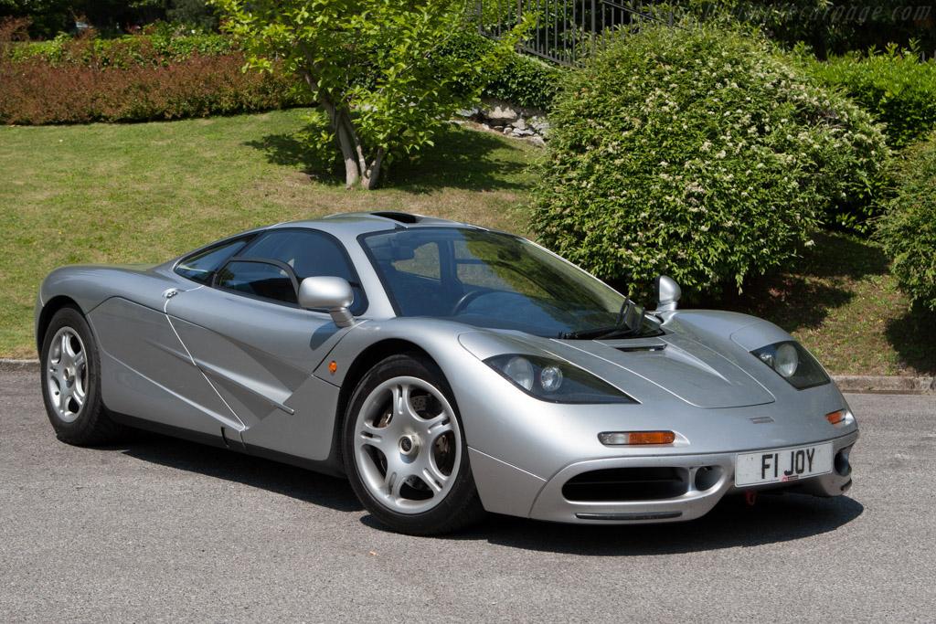 McLaren F1 - Chassis: 046   - 2011 Concorso d'Eleganza Villa d'Este
