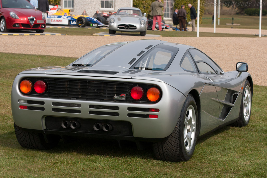 McLaren F1 - Chassis: 046   - 2010 Goodwood Preview
