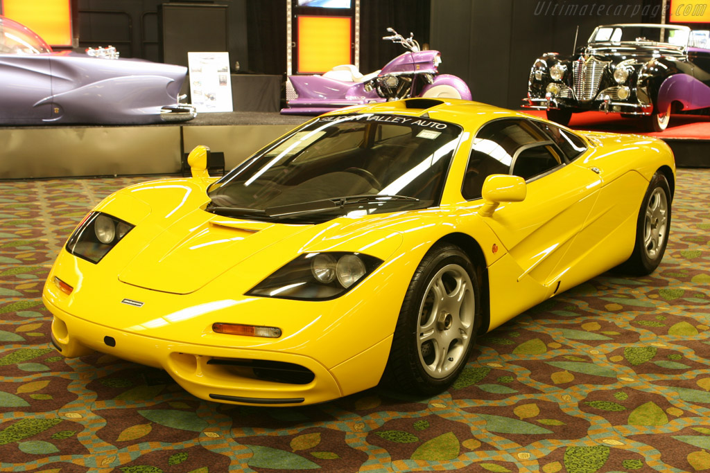 1993 - 1998 mclaren f1 - chassis 014 - ultimatecarpage