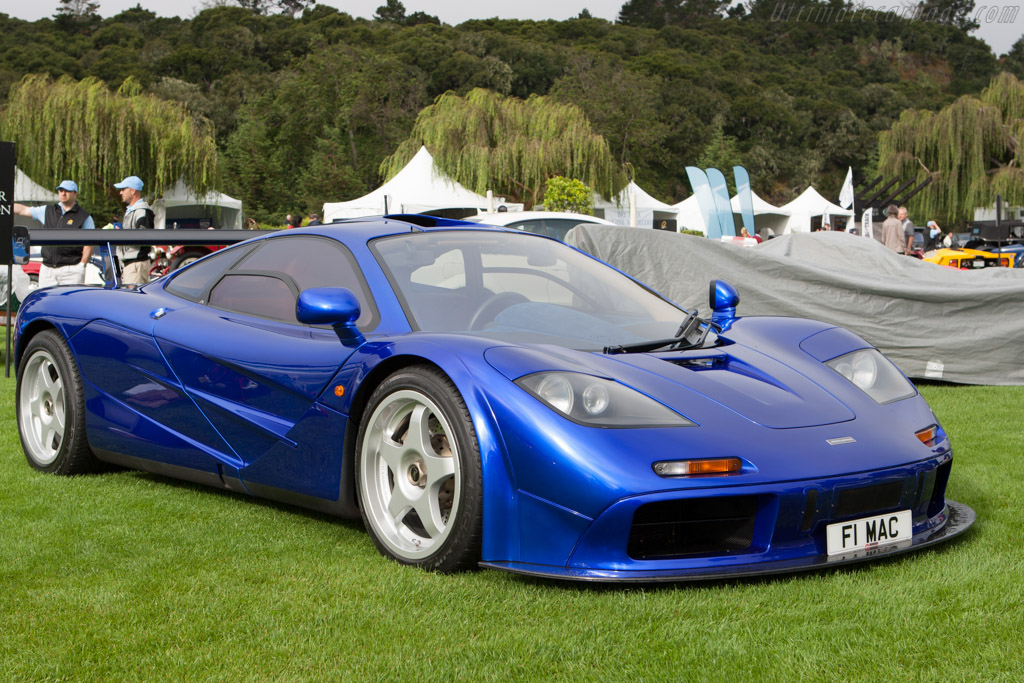 McLaren F1 - Chassis: 011   - 2010 The Quail, a Motorsports Gathering