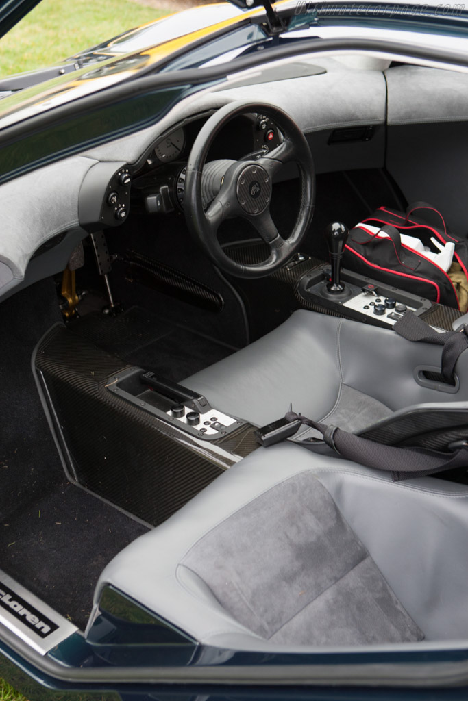 McLaren F1 - Chassis: XP5   - 2011 Goodwood Preview