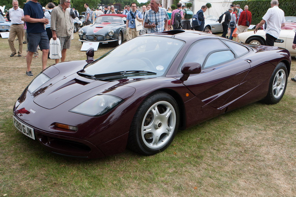 McLaren F1 - Chassis: 061  - 2013 Goodwood Festival of Speed