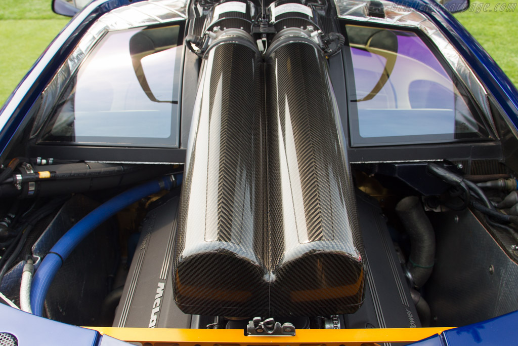 McLaren F1 - Chassis: XP4   - 2016 The Quail, a Motorsports Gathering