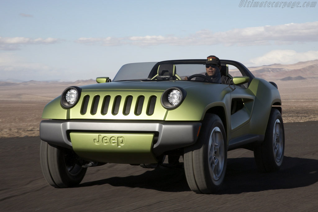 Click here to open the Jeep Renegade Concept gallery