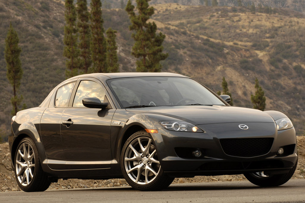 Click here to open the Mazda RX8 40th Anniversary gallery
