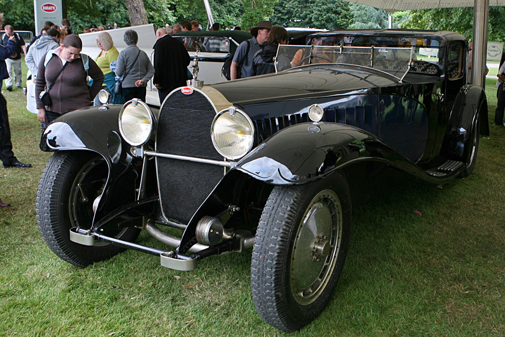 Click here to open the Bugatti Type 41 Royale Coupe Napoleon gallery