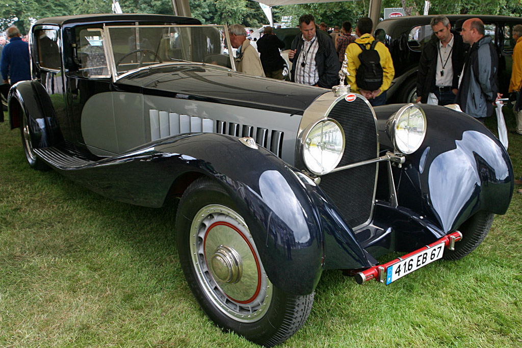 Bugatti Type 41 Royale Binder Coupe de Ville - Chassis: 41111   - 2007 Goodwood Festival of Speed
