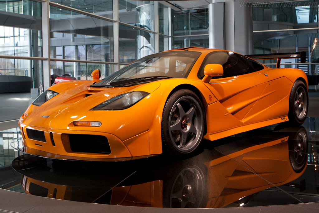 1995 McLaren F1 LM - Images, Specifications and Information
