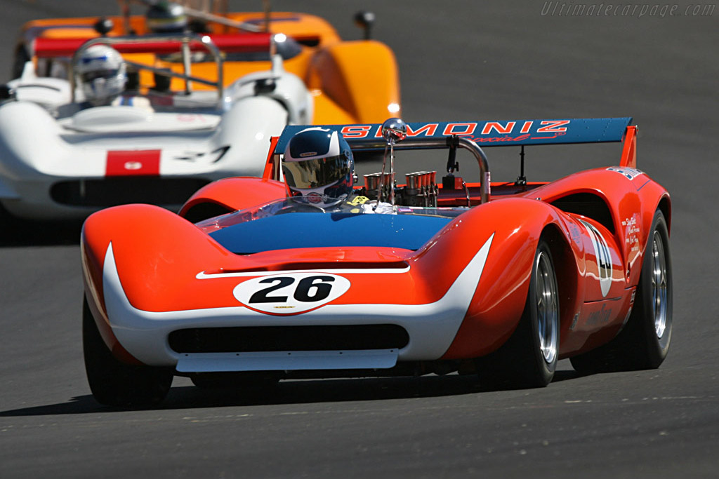 Click here to open the Lola T70 Mk3 Spyder Chevrolet gallery