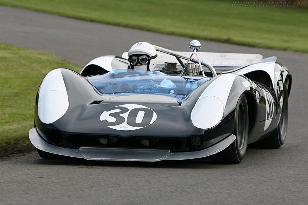 1965 - 1966 Lola T70 Mk2 Spyder Ford - Images, Specifications and ...