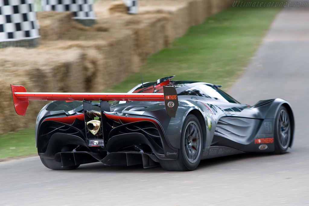 Mazda Furai Concept    - 2008 Goodwood Festival of Speed