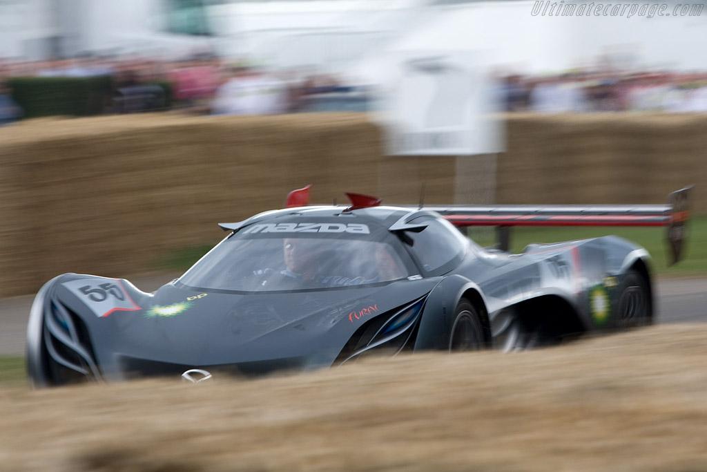 Mazda Furai Concept   - 2008 Goodwood Festival of Speed