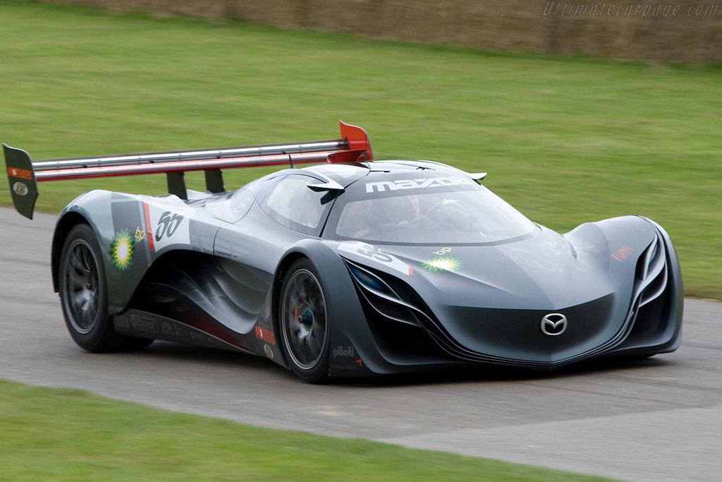 2008 Mazda Furai Concept Images Specifications And