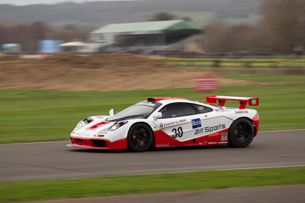 A Mclaren F1 >> McLaren F1 GTR - Chassis: 03R - Driver: Christian Glaesel - 2017 Goodwood Members' Meeting