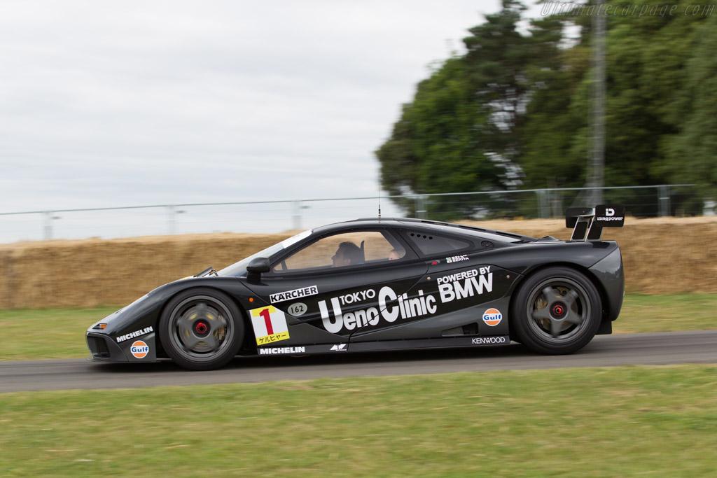 McLaren F1 GTR - Chassis: 02R - Driver: Dean Lanzante  - 2017 Goodwood Festival of Speed
