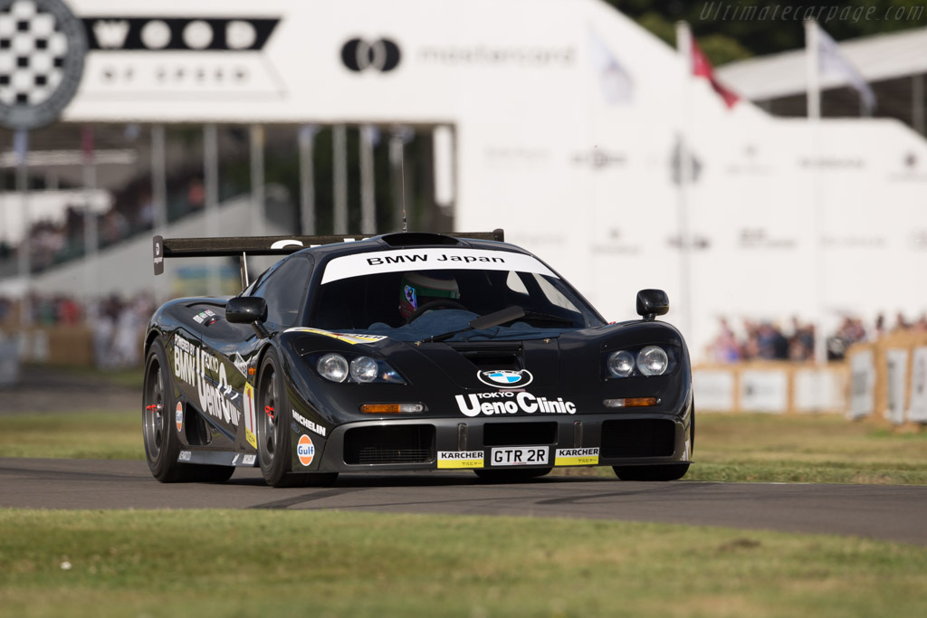 McLaren F1 GTR - Chassis: 02R - Driver: Dean Lanzante  - 2017 Goodwood Festival of Speed