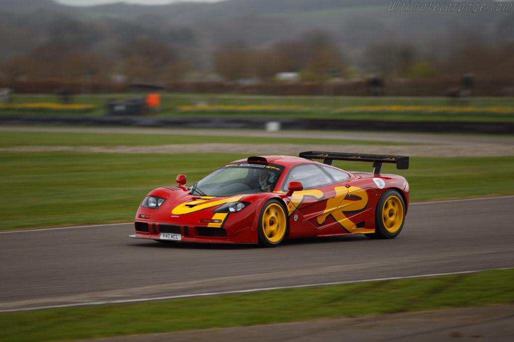 McLaren F1 GTR - Chassis: 10R   - 2017 Goodwood Members' Meeting