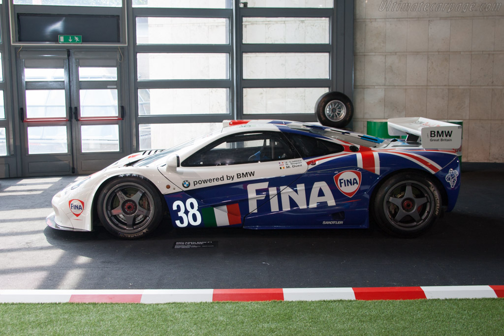 McLaren F1 GTR - Chassis: 18R   - 2012 Concorso d'Eleganza Villa d'Este