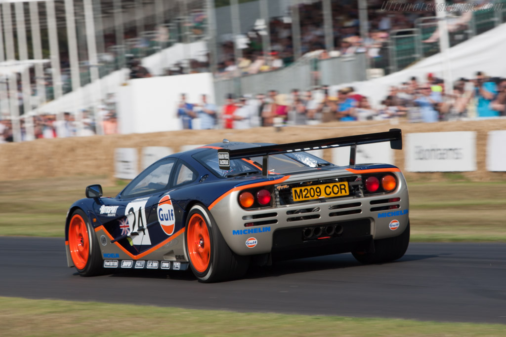 McLaren F1 GTR - Chassis: 02R   - 2013 Goodwood Festival of Speed