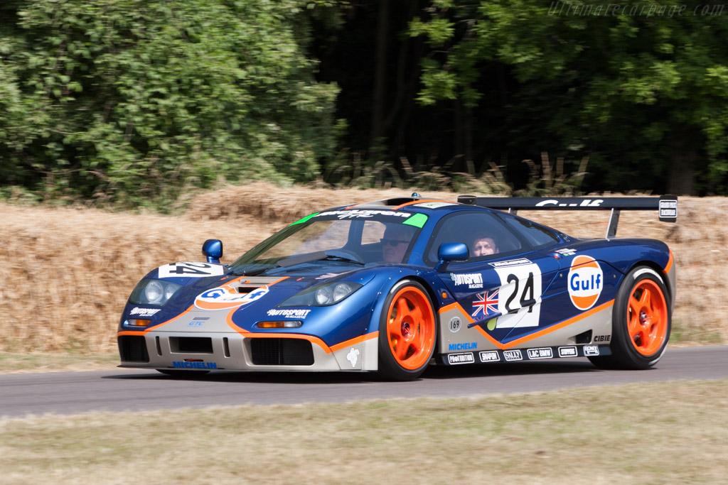 McLaren F1 GTR - Chassis: 02R   - 2013 Goodwood Festival of Speed