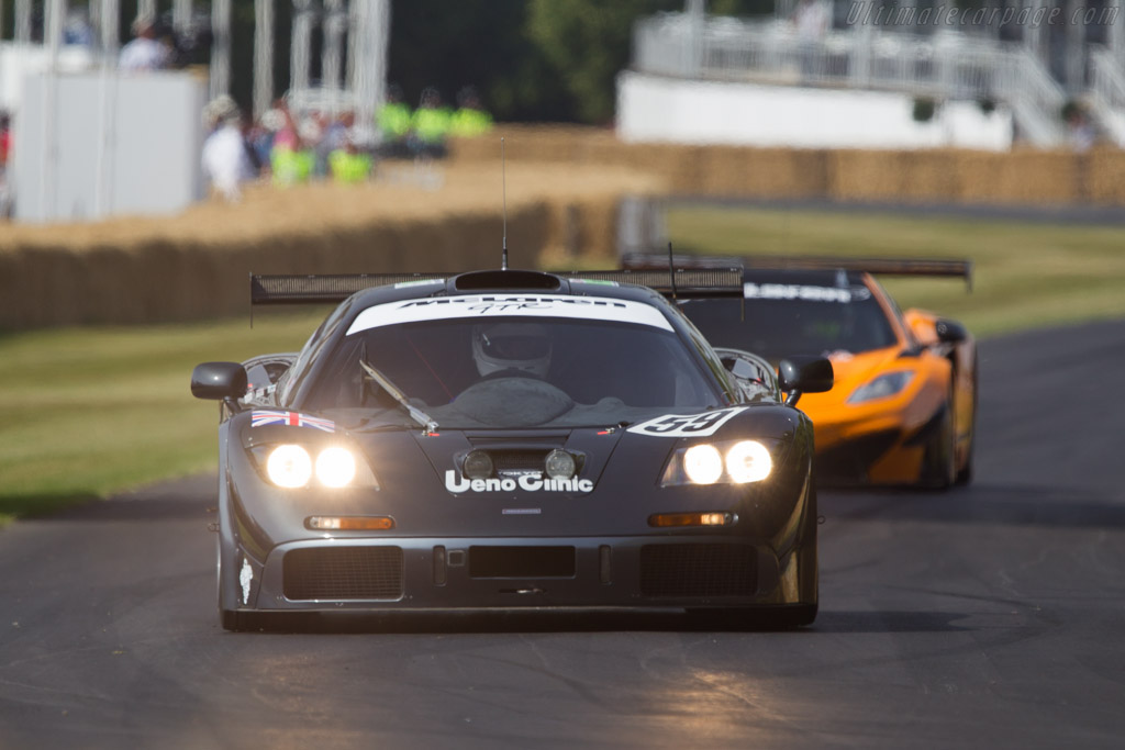 McLaren F1 GTR - Chassis: 01R   - 2013 Goodwood Festival of Speed