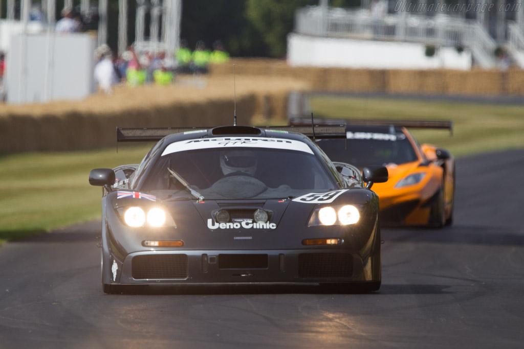 McLaren F1 GTR - Chassis: 01R  - 2013 Goodwood Festival of Speed