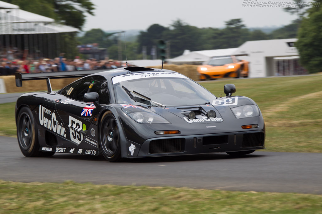 Click here to open the McLaren F1 GTR gallery