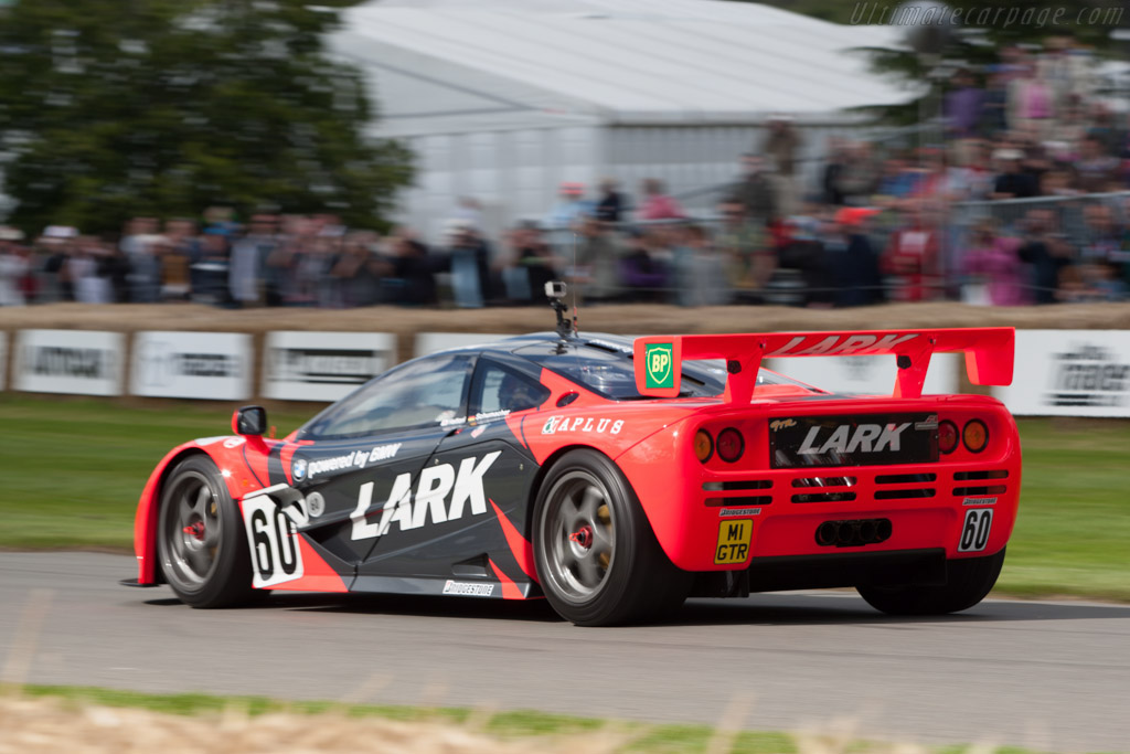 McLaren F1 GTR - Chassis: 13R   - 2012 Goodwood Festival of Speed