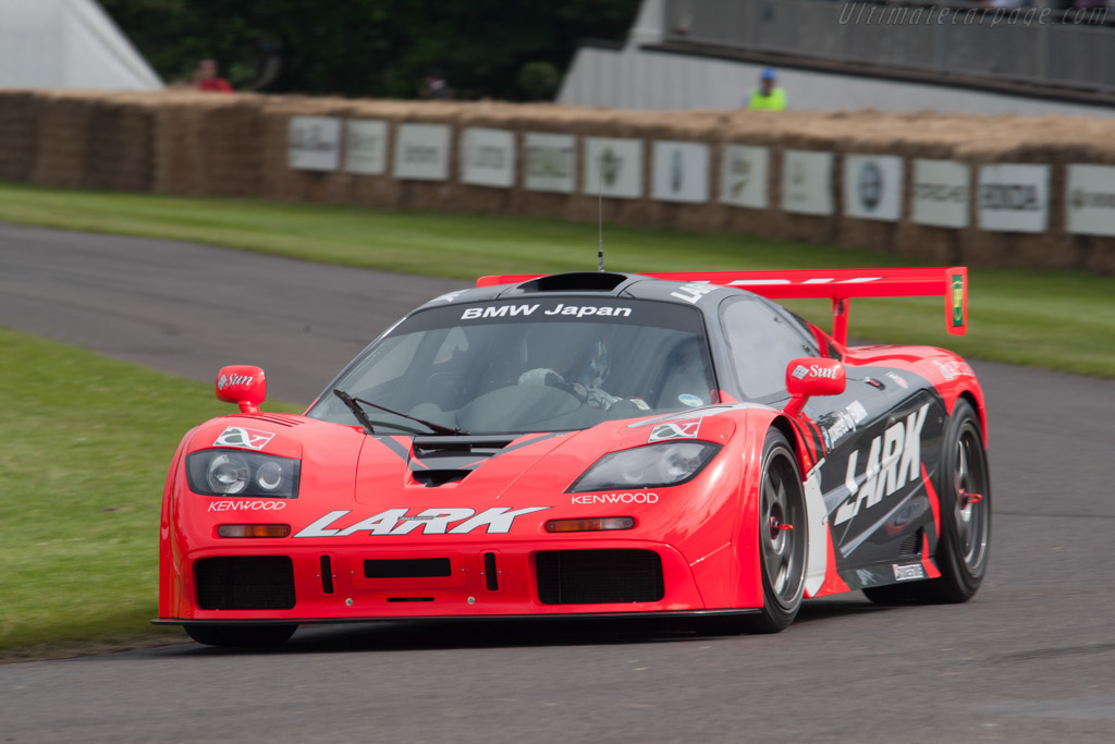 McLaren F1 GTR - Chassis: 13R   - 2012 Goodwood Festival of Speed