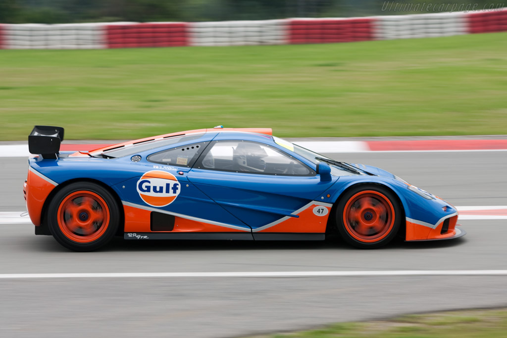 McLaren F1 GTR - Chassis: 12R   - 2009 Modena Trackdays