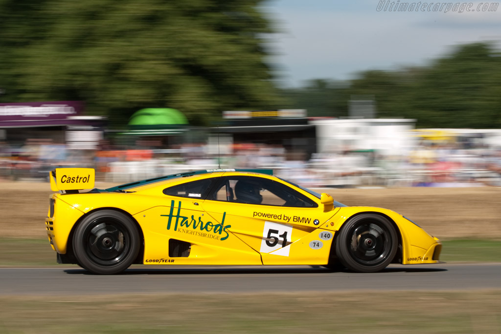 McLaren F1 GTR - Chassis: 06R   - 2009 Goodwood Festival of Speed