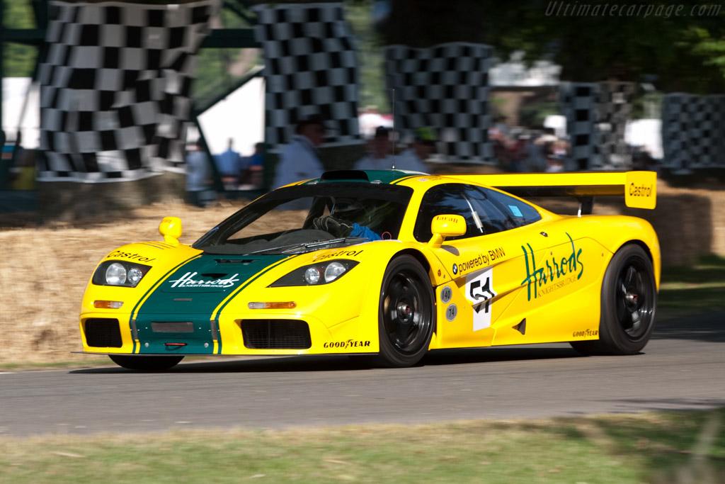 Festival Of Speed >> McLaren F1 GTR - Chassis: 06R - 2009 Goodwood Festival of Speed