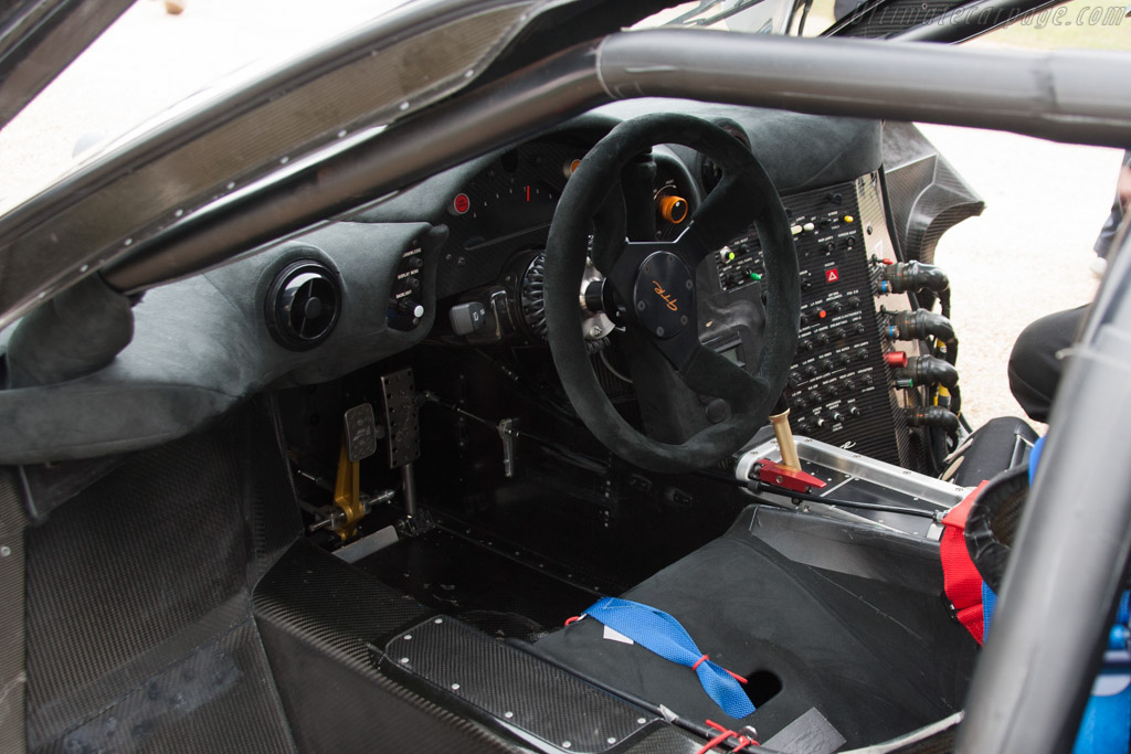 McLaren F1 GTR - Chassis: 01R   - 2013 Goodwood Preview