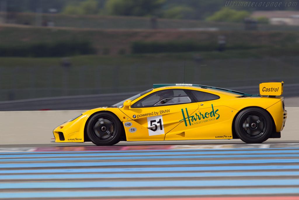 McLaren F1 GTR - Chassis: 06R   - 2013 Dix Mille Tours