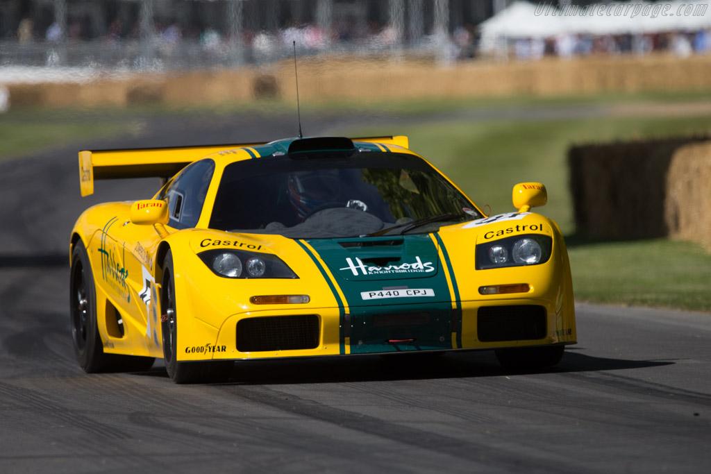 McLaren F1 GTR - Chassis: 06R   - 2014 Goodwood Festival of Speed