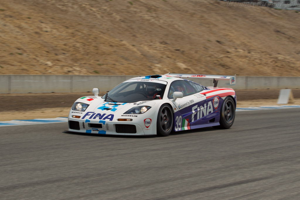 McLaren F1 GTR - Chassis: 17R   - 2016 Monterey Motorsports Reunion