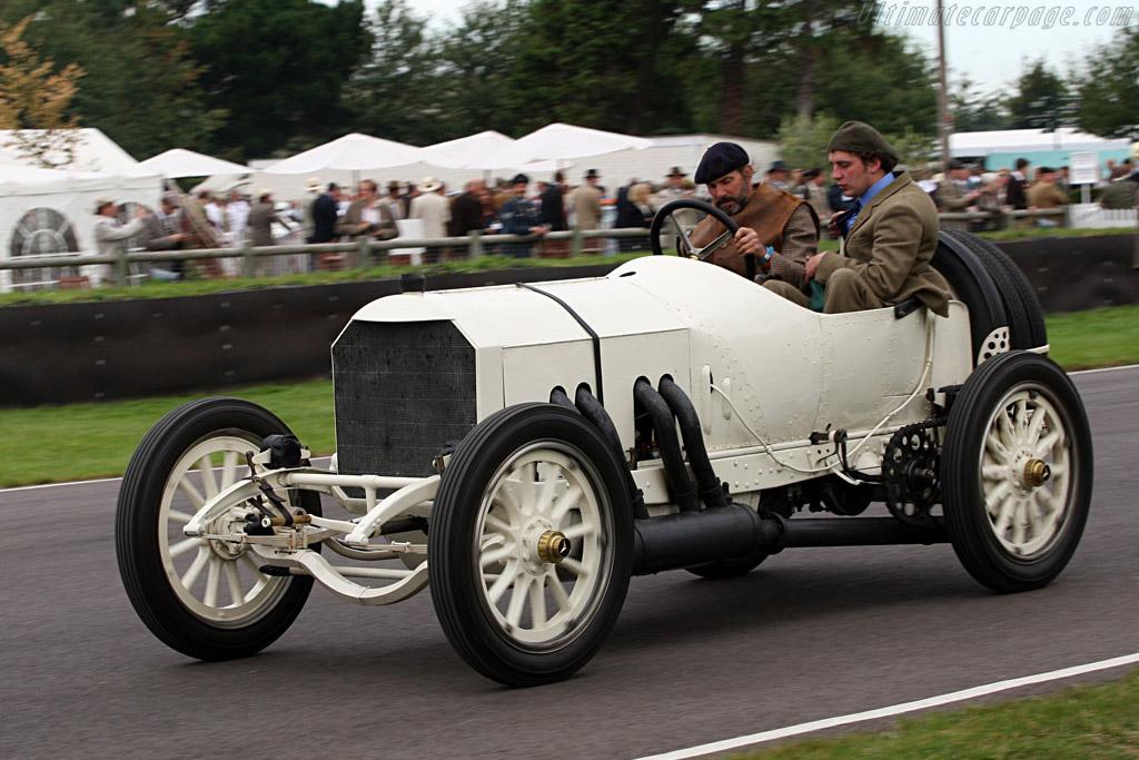 Mercedes 140 hp Grand Prix    - 2007 Goodwood Revival