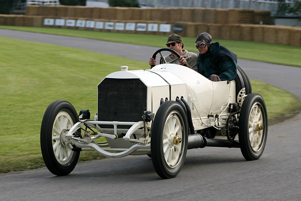Click here to open the Mercedes 140 hp Grand Prix gallery