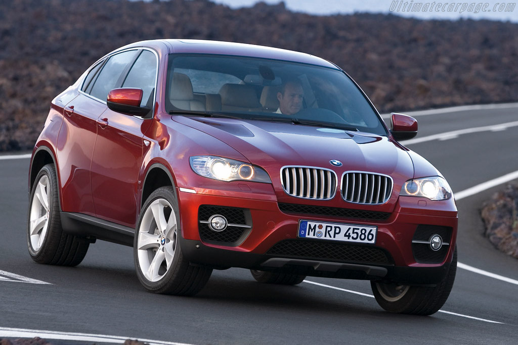 Click here to open the BMW X6 xDrive50i gallery